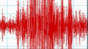 Cutremur în judeţul Buzău, vineri după-amiază