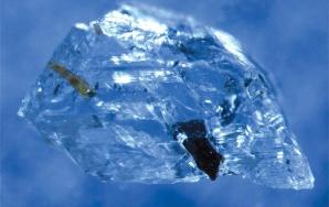 Diamant scos din centrul Pământului