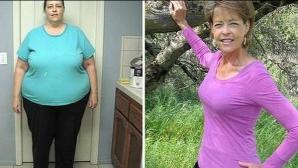 Această femeie în vârstă de 63 de ani a reușit să slăbească 110 kilograme cu o rețetă simplă