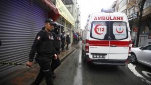 Explozie puternică în Istanbul. Cel puţin zece persoane au fost rănite