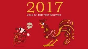 Horoscop chinezesc 2017. Sâmbătă începe Anul Cocoşului de Foc. Previziuni pentru fiecare zodie