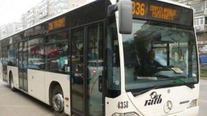 Autobuzele şi tramvaiele circulă miercuri şi joi după program de duminică. La metrou, program normal
