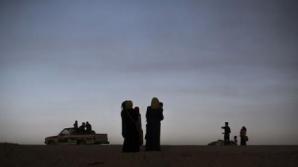 O groapă comună cu 100 de cadavre decapitate, descoperită în apropiere de Mosul