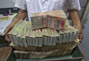 Rupiile indiene, în stare de șoc / foto: The Guardian