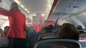 Panică în avion