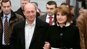 Traian Băsescu și Maria Băsescu