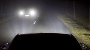 AMENZI pentru șoferii care îi orbesc cu faza lungă pe participanții la trafic