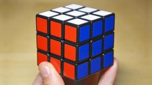 Un robot a reușit să rezolve cubul lui Rubik în mai puţin de o secundă