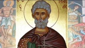 Sărbătoare mare mâine. E cruce neagră în calendarul ortodox