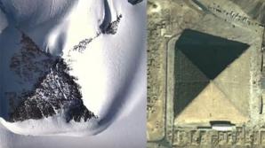 Piramida din Antarctica