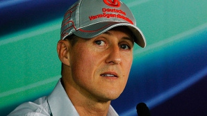 <p>Michael Schumacher</p>