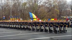 Un bărbat înarmat, reținut în Bucureşti la parada militară de Ziua Naţională