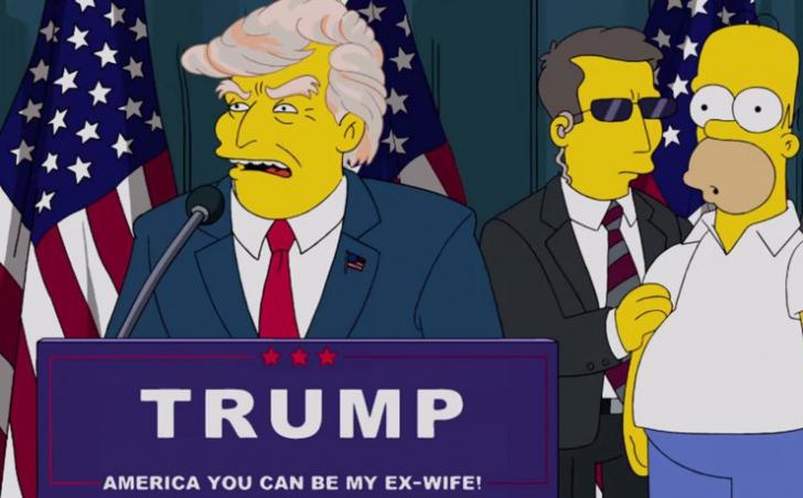 Familia Simpsons, previziune uluitoare