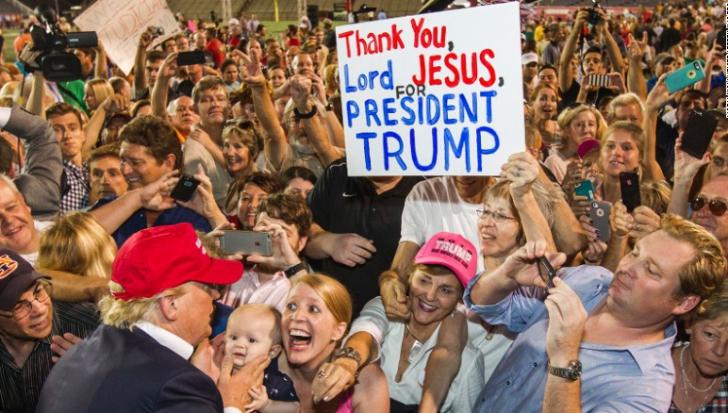 """O explicație pentru rezultatul lui Trump: fenomenul """"simpatiilor ascunse"""""""