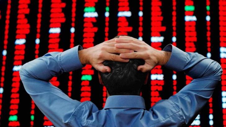 Crize pe piețele financiare