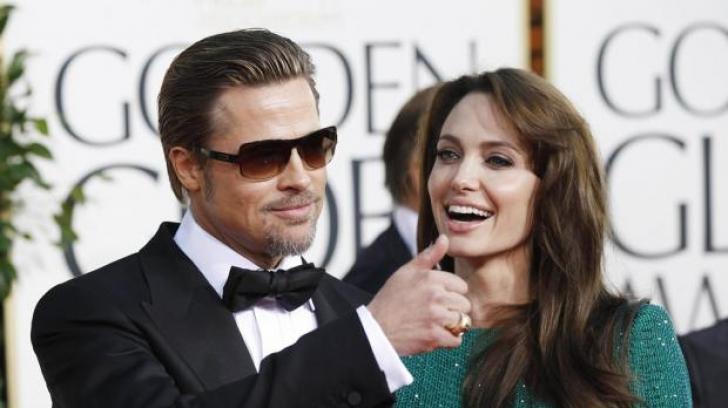 Divorţul dintre Angelina Jolie şi Brad Pitt se complică