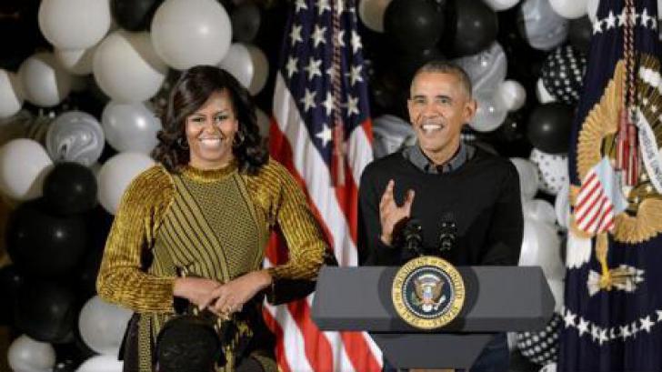 Barack Obama: Michelle nu va candida niciodată
