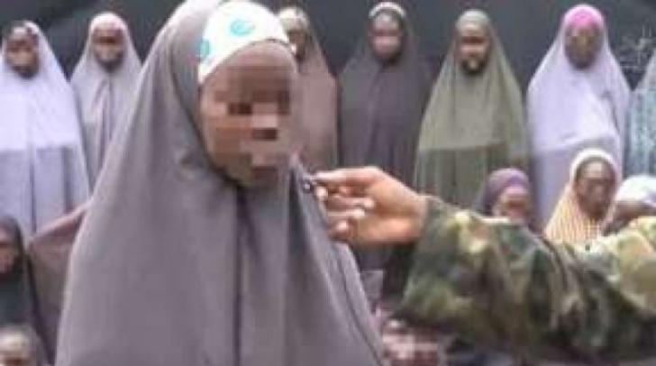 Una dintre elevele răpite la Chibok a fost găsită