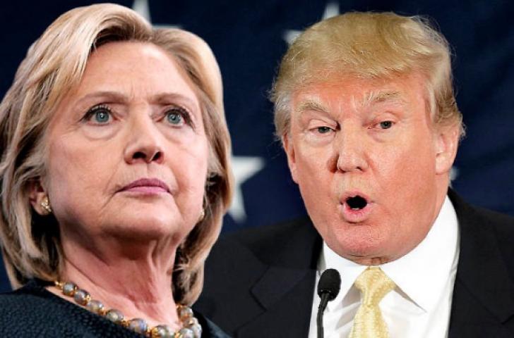 ALEGERI SUA 2016. Clinton vs. Trump. Secţiile de votare s-au deschis