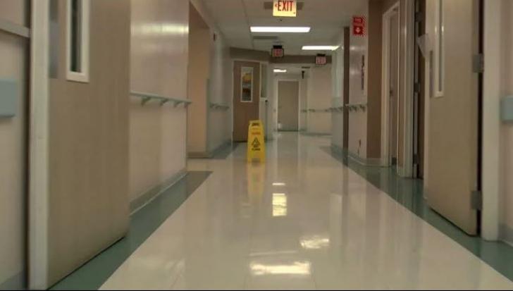 """Obiectul care bagă spaima într-un spital de copii. """"E sufletul unui pacient care a pierit"""""""