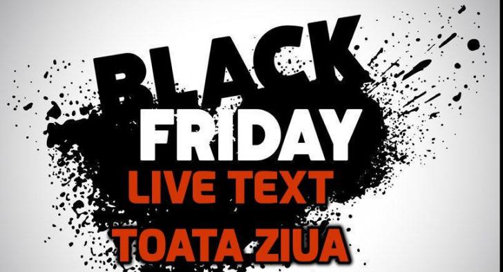 Black Friday 2016 eMAG - BREAKING NEWS! eMAG a facut publice TOATE OFERTELE, chiar acum