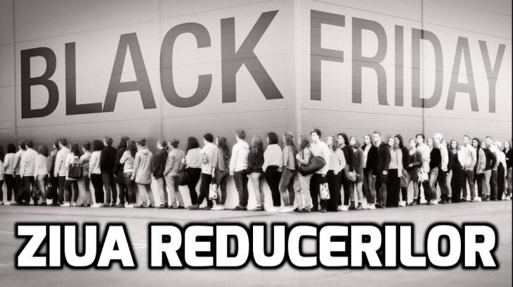 Black Friday 2016 Ziua cea mare a cumparaturilor online a sosit!