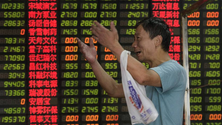 Bursa din Japonia a crescut cu peste 6 procente în cursul zilei de joi