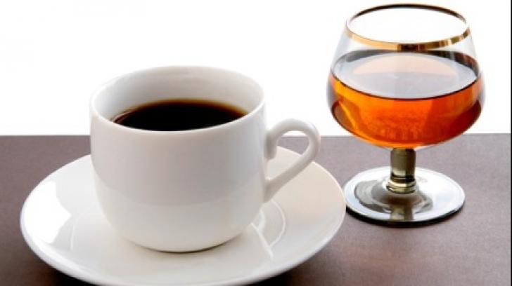Ce se intampla daca bei cafea dupa ce consumi alcool