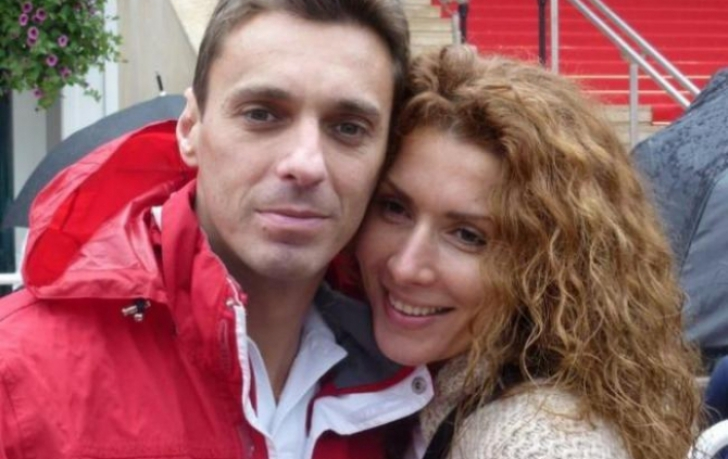 Mircea Badea si Carmen Bruma