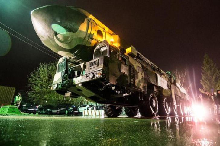 Arma-monstru a Rusiei. Cum arată Topol-M, racheta ce poate pulveriza un oraș