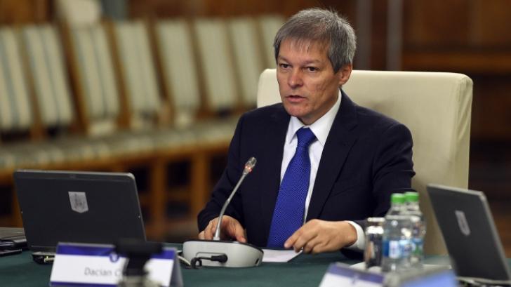 Cioloş, despre proiectele europene: Nu banii sunt problema, ci capacitatea de a-i utiliza