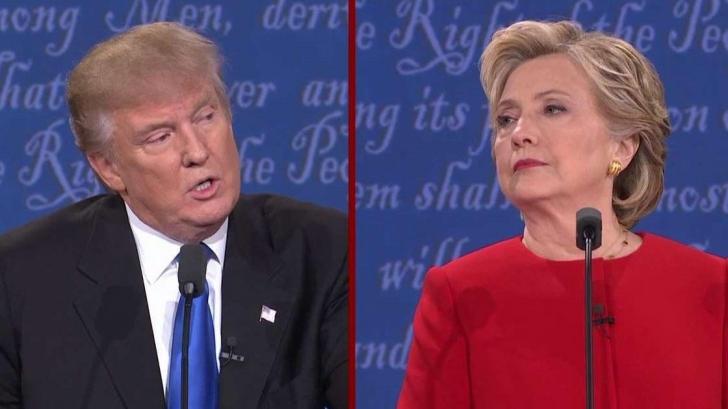 Donald Trump este președintele ales al SUA. Clinton și-a recunoscut înfrângerea