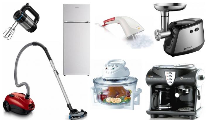 Oferta zilei la electrocasnice. Reduceri la mașini de spălat, frigidere sau cuptoare