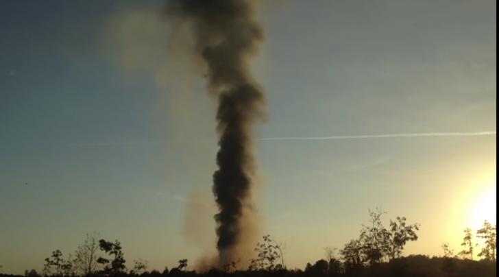 Explozie în apropierea unei biserici catolice. 13 persoane au fost rănite