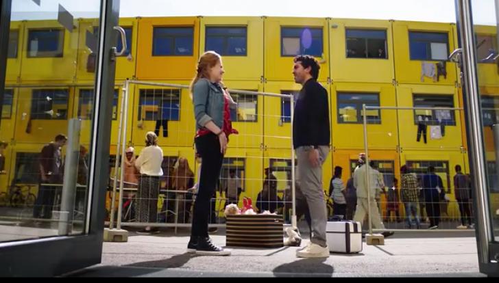 Un film despre criza refugiaților bate toate recordurile europene la încasări