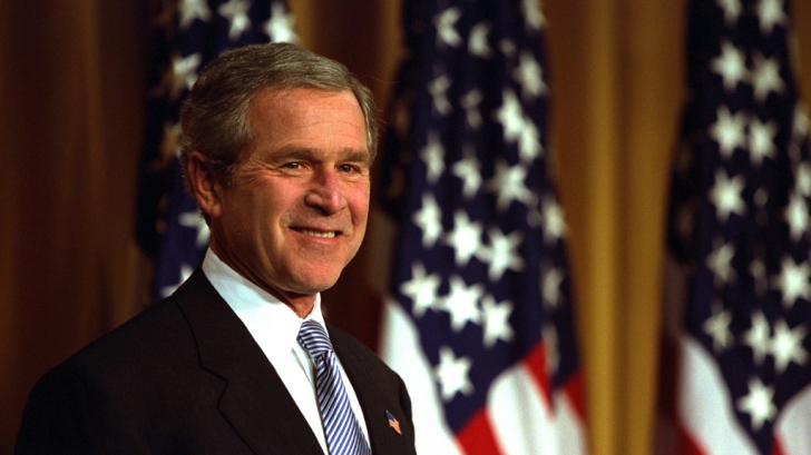Alegerile din SUA. George W. Bush l-a sunat pe Donald Trump. Ce i-a transmis