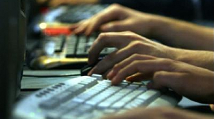 Fraudă informatică - imagine de arhivă