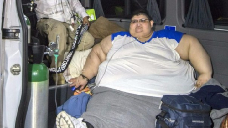Acesta este cel mai gras om din lume! Cât cântărește și ce spun medicii despre sănătatea bărbatului