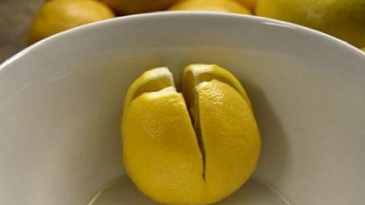 Taie o felie de lămâie şi pune-o lângă pat, înainte să te culci! Efectul, incredibil!