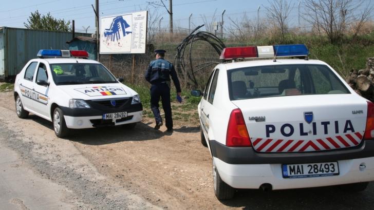 Caz şocant! Un tată din Bacău şi-a incendiat casa şi s-a baricadat cu copiii înăuntru