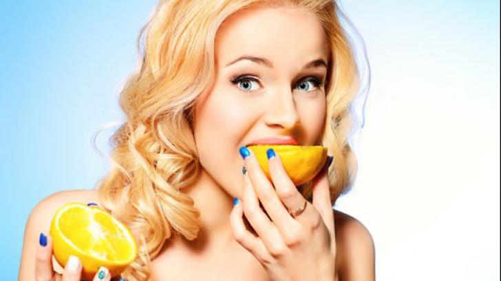 De două săptămâni mănâncă numai portocale. Cum arată acum? Nu-ți imaginai că se poate așa ceva