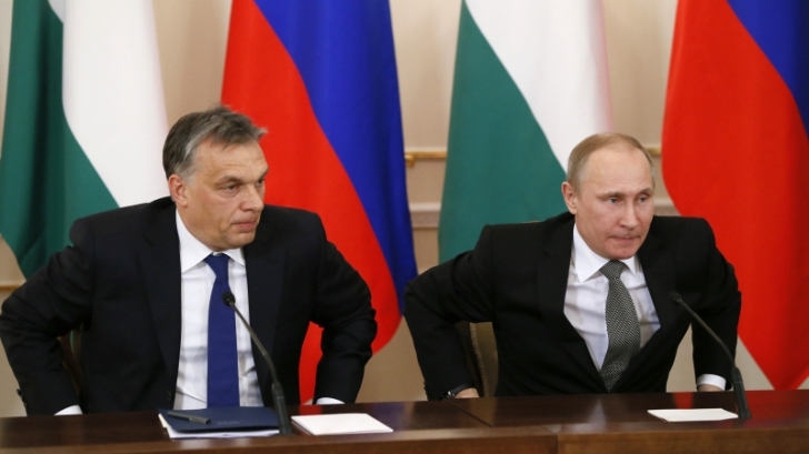 Orban și Putin