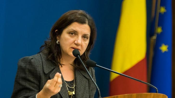 Raluca Prună: Nu am anunțat desființarea DNA și DIICOT, nici reunirea lor iminentă