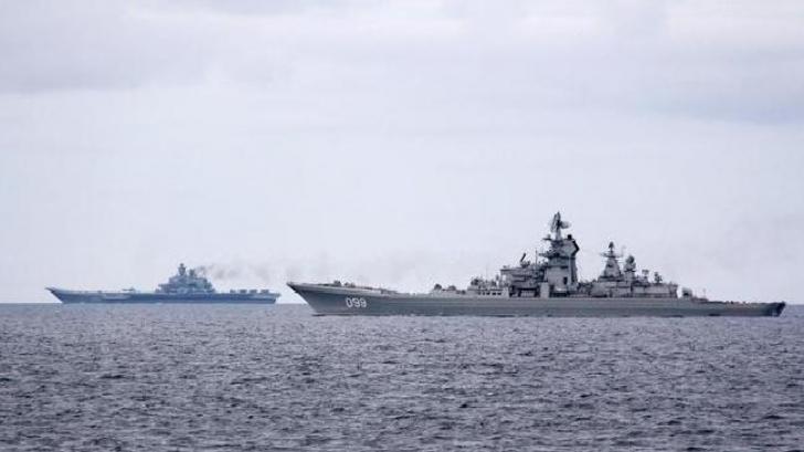 Anunţul care zguduie Europa. Rusia ar fi transportat combustibil pentru Siria prin state membre UE