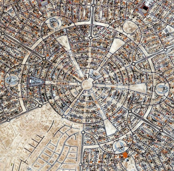 Top 10 fotografii realizate din satelit, care vor schimba felul în care vezi lumea