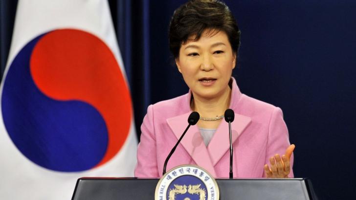 Preşedinta Coreei de Sud propune Parlamentului să găsească o cale prin care ea să demisioneze