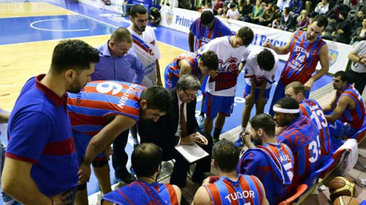 Steaua CSM Eximbank, învinsă în ultimul meci din FIBA Europe Cup