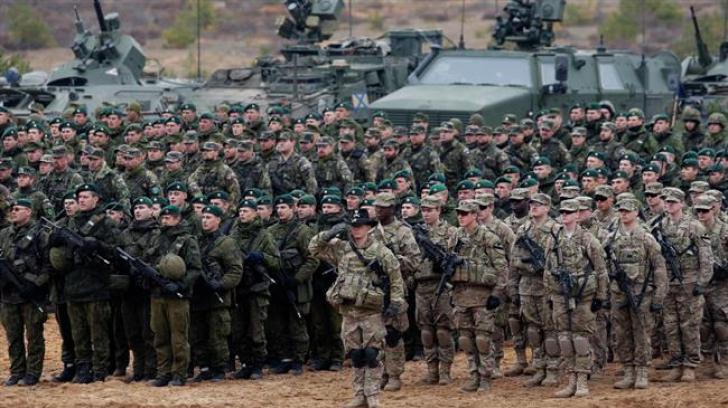 Trupe NATO în România