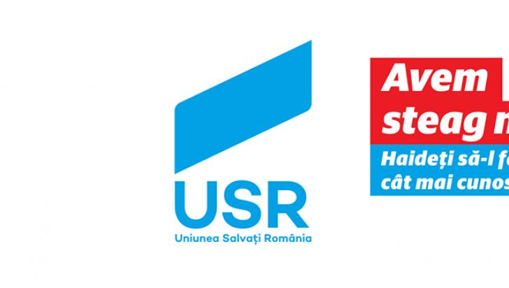 USR și-a schimbat sigla, după ce prima a fost contestată. Cum arată