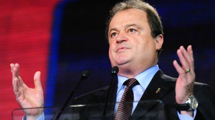 Boc, Videanu şi Ariton, audiaţi în dosarul Vasile Blaga